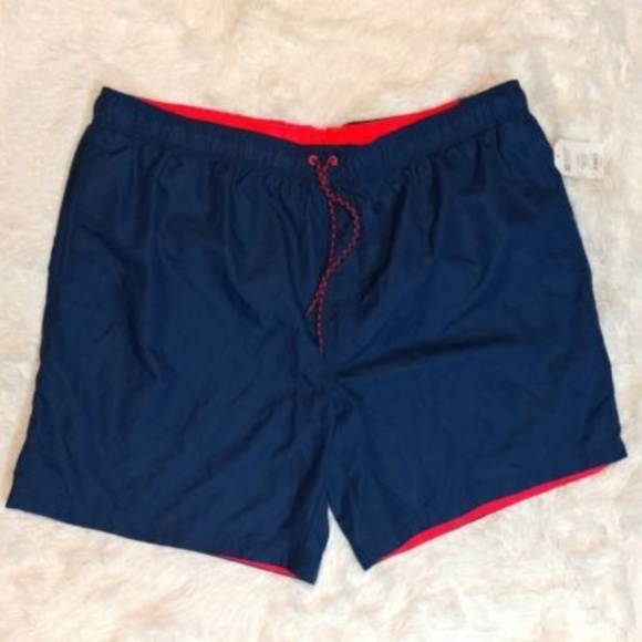 e79e6f4e9f Faded Glory Swim | Trunks Size 3xl Blue Coral | Poshmark